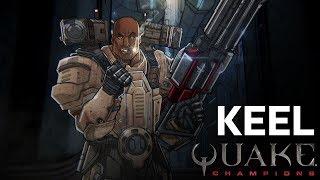 Quake Champions - Keel Story Trailer