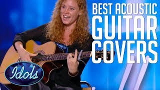 NOUVELLE STAR; 10 Best Acoustic Guitar Cover Auditions On Nouvelle Star | Idols Global