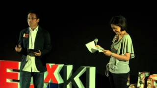 getlinkyoutube.com-The space between siblings: Aireen and Ahmad Izham Omar at TEDxKLWomen