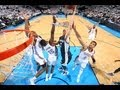 Top 10 NBA des meilleurs Dunks du 2&egrave;me tour des Playoffs 2013