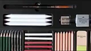 getlinkyoutube.com-أدوات الرسم : حُلم كُل فنان و رسام ..♥