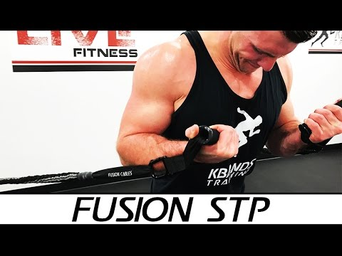 Fusion STP Biceps At Home Workout