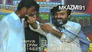 getlinkyoutube.com-Qasida: Ya Ali Jodi Jeevi - Zakir Qazi Wasim Abbas of Khanewal, Pakistan