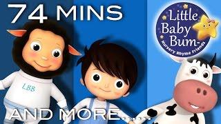 getlinkyoutube.com-Little Boy Blue | Plus Lots More Nursery Rhymes | From LittleBabyBum!