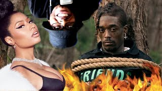 Did Nicki Ruin This Song? | Lil Uzi Vert - The Way Life Goes Remix (Feat  Nicki Minaj) | Reaction