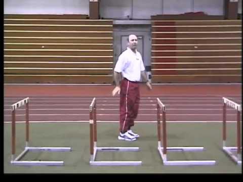 High Jump Drills - Jack Warner