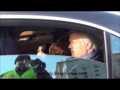 Депутат ГосДумы Волков кинулся в бега