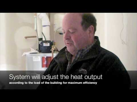 Geothermal Energy- Heating &amp; Cooling Demonstration at Seattle Green Home
