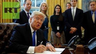 Trump quiere aumentar el arsenal nuclear de EE.UU.