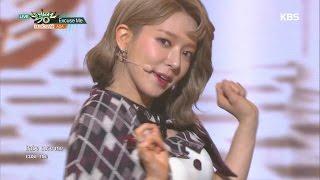 getlinkyoutube.com-뮤직뱅크 Music Bank - 에이오에이 - 익스큐즈 미 (AOA - Excuse Me).20170113