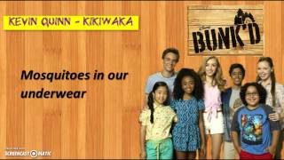 getlinkyoutube.com-Kevin Quinn - Kikiwaka (from ''BUNK'D'') [Lyrics Video]
