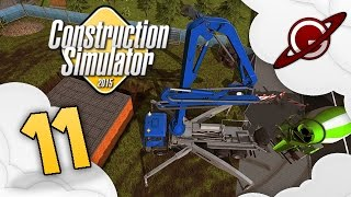 getlinkyoutube.com-Construction Simulator 2015 | 11 - Coule mon béton ! [FR]