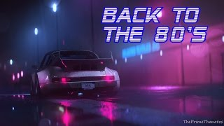 'Back To The 80's' | Best of Synthwave And Retro Electro Music Mix for 2 Hours | Vol. 4 width=