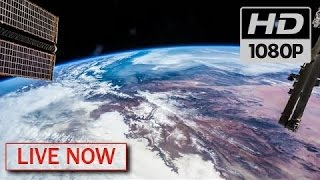 "24/7 STREAM: 👽🌎 ""EARTH FROM SPACE"" ♥ NASA #SpaceTalk (2016) ISS HDVR 
