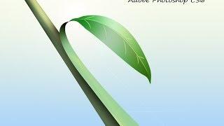 getlinkyoutube.com-طريقة رسم غصن شجرة بالفوتوشوب