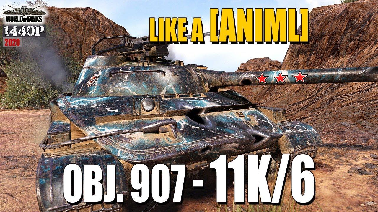 Object 907: Like a [ANIML] 11k