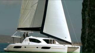 Leopard 44 sailing (2)