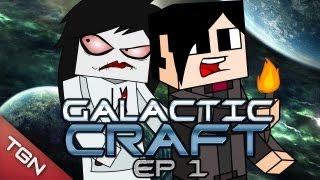 getlinkyoutube.com-MINECRAFT: ¡A LA LUNA! - Galacticraft con Bers #1