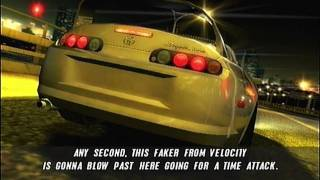 getlinkyoutube.com-The Fast & The Furious: Tokyo Drift PS2 - First Race and Car Shop