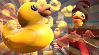 getlinkyoutube.com-[TF2] Duck Fortress 2!
