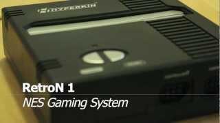 getlinkyoutube.com-Retron 1 Review - NES Gaming System