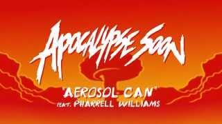 Major Lazer – Aerosol Can feat. Pharrell Williams