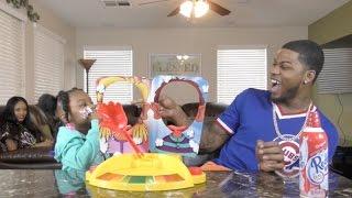 getlinkyoutube.com-Family Pie Face Showdown!