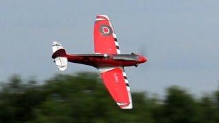 getlinkyoutube.com-Rc Spitfire Turboprop - Reno Racer