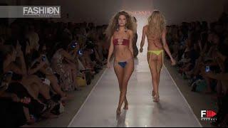 """getlinkyoutube.com-""""INDAH""""  Miami Fashion Week Swimwear Spring Summer 2015 HD by Fashion Channel"""