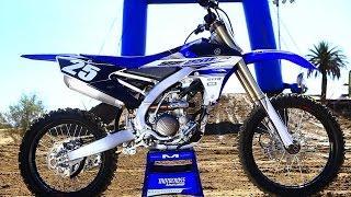 getlinkyoutube.com-First Ride 2016 Yamaha YZ250F - Motocross Action Magazine