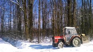 getlinkyoutube.com-IMT 539 Tractor: Propinjanje
