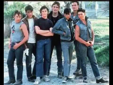 The Outsiders - My favorite book I've read so far Slideshow!