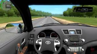 getlinkyoutube.com-City Car Driving - Toyota Highlander