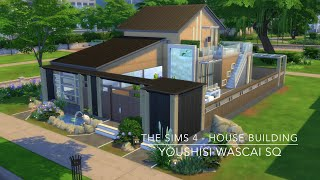 getlinkyoutube.com-The Sims 4 - House Building - Youshisi Wascai SQ