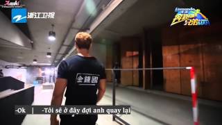 getlinkyoutube.com-[Vietsub] Angelababy trao đổi với Kim Joong Kook (RunningMan China Cut)