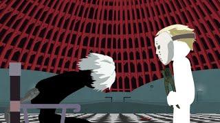 getlinkyoutube.com-Tokyo Ghoul Stick Fight! Kaneki Vs Jason!