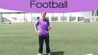 La technique pour bien tirer un coup franc au foot
