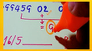 getlinkyoutube.com-สูตรหวยให้เลข 2 ตัวล่าง 1/6/2559 เข้าอีก !!!