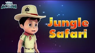 Vir: The Robot Boy   Jungle Safari   3D Action shows for kids   WowKidz Action width=