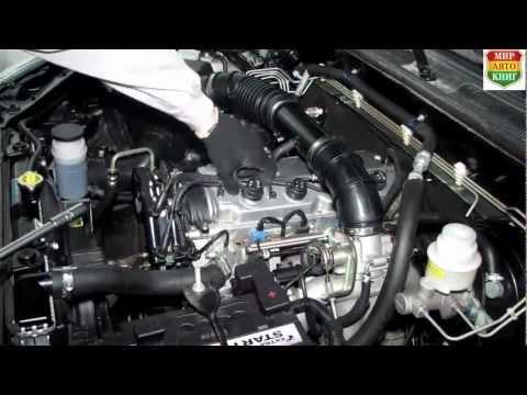 Где фильтр двигателя в Грейт Вол Voleex C30