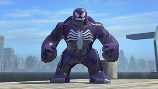 getlinkyoutube.com-LEGO Marvel Superheroes - Ultimate Venom (MOD)