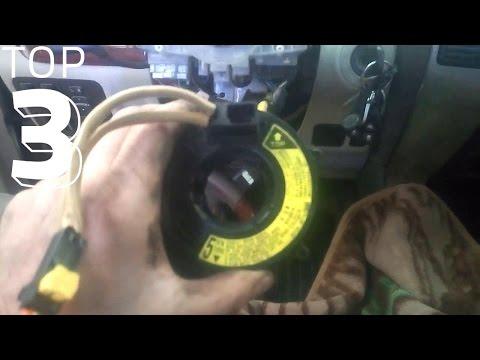 Шлейф Toyota Prado 120. Как поставить шлейф на Прадо Lexus, контактная группа Toyota 8430633090