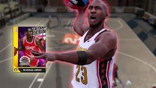 getlinkyoutube.com-NBA 2K16 PS4 MyTEAM GAUNTLET - ROOKIE MICHAEL JORDAN DEBUT!!