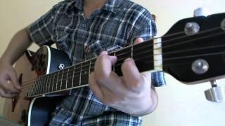 getlinkyoutube.com-Min Lay Nar Lel guitar cover