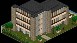 Habbo - Room Review #2