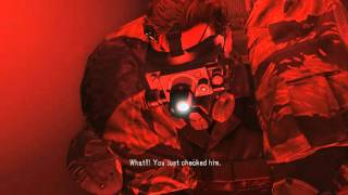Saddest Moment In Metal Gear History (MGSV Spoilers)