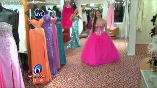 getlinkyoutube.com-Hottest Prom Dress Trends 2014