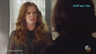 "getlinkyoutube.com-Once Upon A Time 6x09  Regina Can't Forgive Zelena ""Changelings"" Season 6 Episode 9"