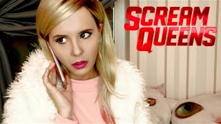 getlinkyoutube.com-Scream Queens makeup tutorial Chanel#1