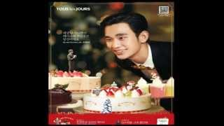 getlinkyoutube.com-Kim Soo Hyun-  Ad Song from Tous Les Jours (金秀贤多樂之日广告曲)